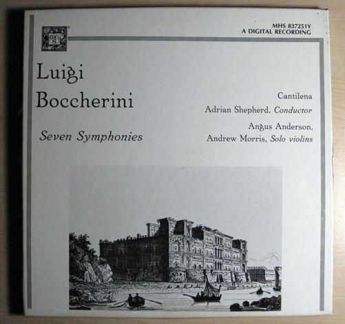 Luigi Boccherini, Adrian Shepherd