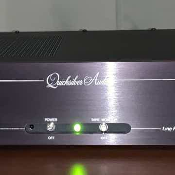 Tube Line Stage Preamp,