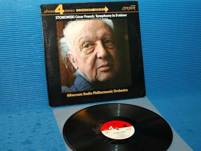 """FRANCK / Stokowski  - """"D minor Symphony"""" - London Phase 4 1971"""