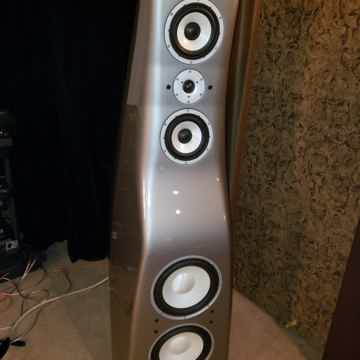 Hansen Audio King v2, Silver in Excellent cond.