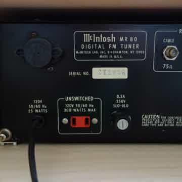 McIntosh MR-80
