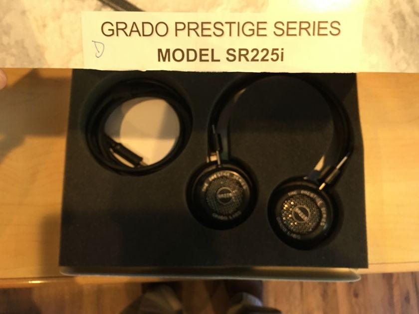 Grado Labs SR 225i Headphones