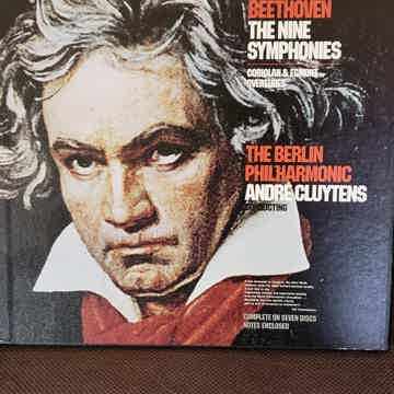 Beethoven by Berlin Philharmonic The 9 Symphonies