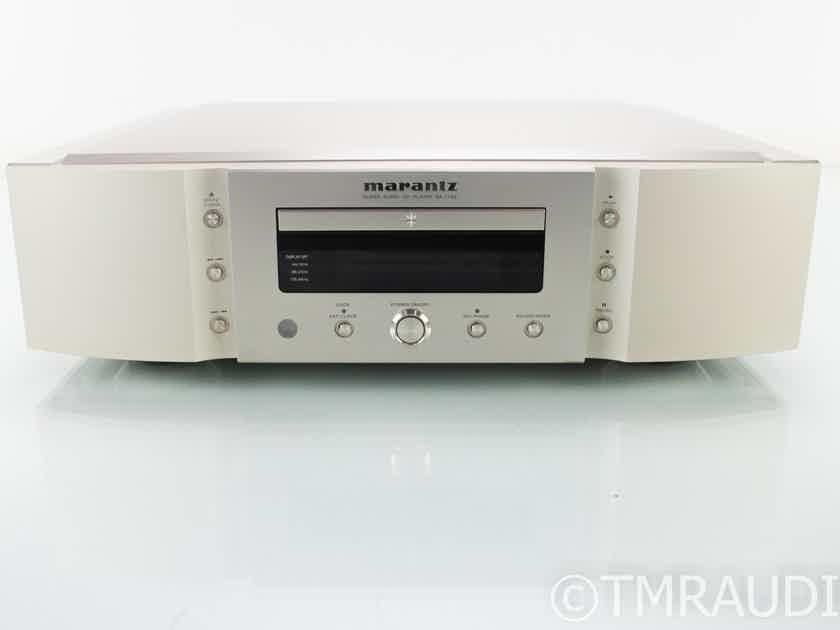 Marantz SA-11S2 SACD / CD Player; SA11S2; Remote (18868)