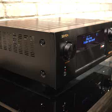 Denon AVR-X4400H - 9.2 Channel Network Receiver with HE...