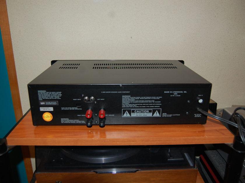 Carver TFM-45 Power Amplifier