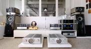 Audio room setup