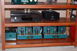 Transition from the Cortese F2a SET amp to Lafons WE 300B SET monoblocks