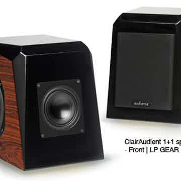 ClairAudient 1+1 Speakers