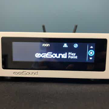 exaSound PlayPoint Mark I  (Requires exaSound DAC)