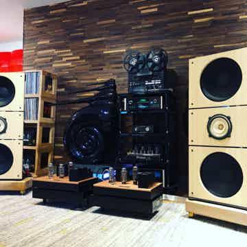 Pure Audio Project Trio15 Voxativ