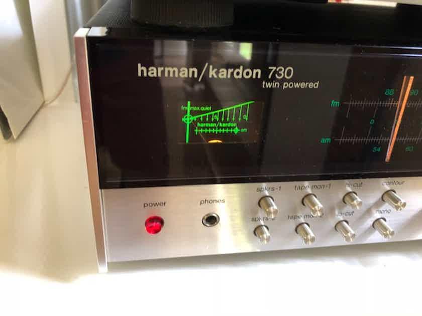 Harman Kardon 730 REDUCED PRICE Revised Description