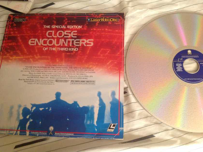 Richard Dreyfuss The Special Edition Close Encounters Of The Third Kind