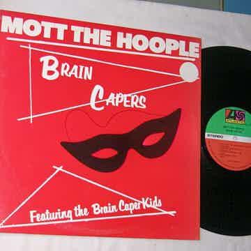 MOTT THE HOOPLE -  - BRAIN CAPERS - RARE ORIG 1972 LP -...