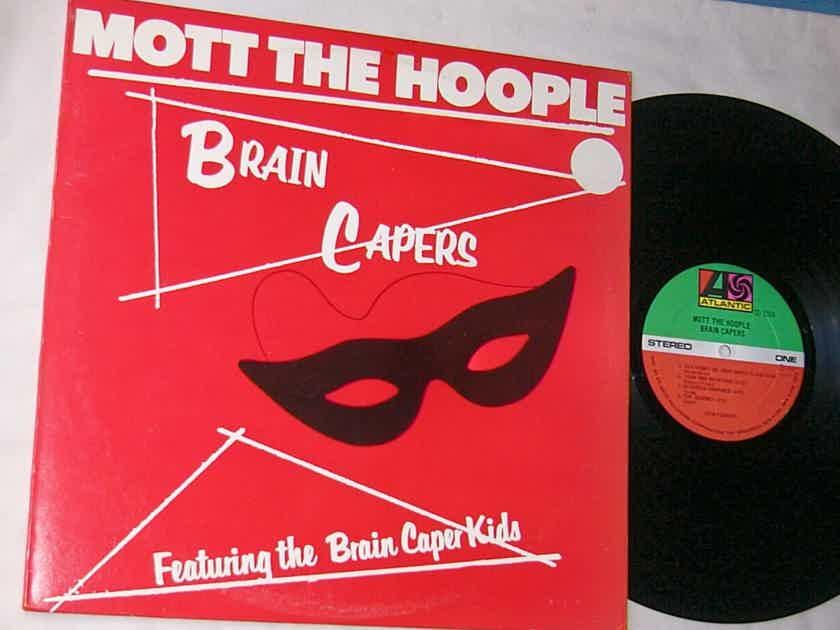 MOTT THE HOOPLE -  - BRAIN CAPERS - RARE ORIG 1972 LP - ATLANTIC SD 8304 - GLAM ROCK