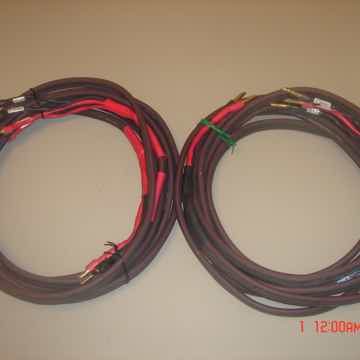 AudioQuest Rocket 33 Speaker Cables-B-iWire Pair