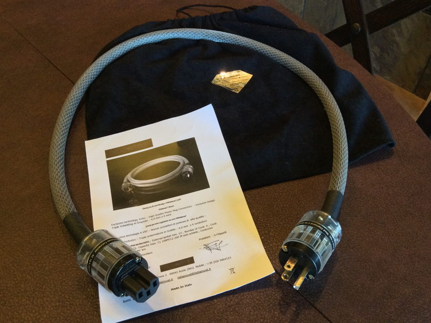HiDiamond Model 3 Power Cable 1 M