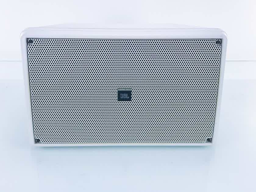 """JBL Control SB210 Indoor / Outdoor Passive Subwoofer; White; Dual 10"""" Drivers (17756)"""