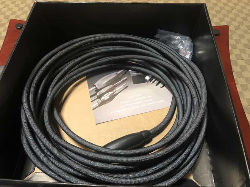 Transparent Audio Balanced MusicLink Super 46ft Gen5