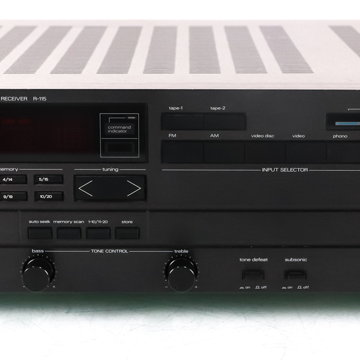 R-115 Vintage AM / FM Stereo Receiver