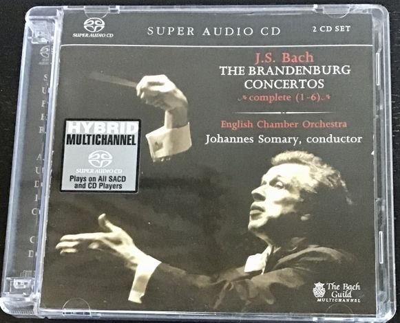 Johannes Somary + English Chamber Orchestra