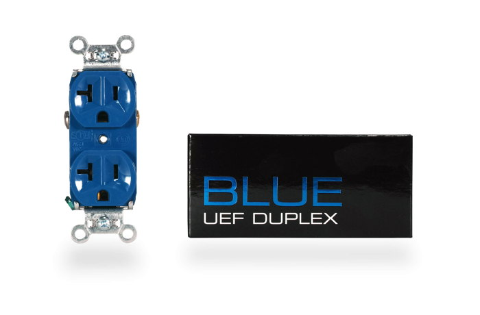 Synergistic Research BLUE UEF Duplex