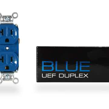 Synergistic Research BLUE UEF Duplex - a truly state-of...
