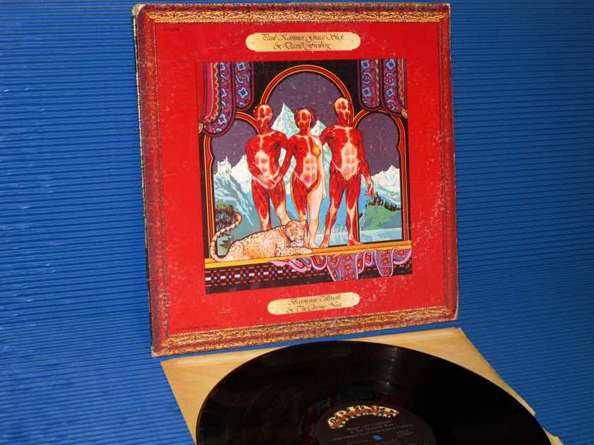 "PAUL KANTNER, GRACIE SLICK & DAVID FREIBERG   - ""Baron von Tollbooth & The Chrome Nun"" -  Grunt 1973"