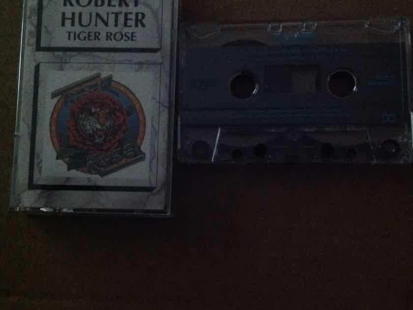 Robert Hunter  - Tiger Rose Grateful Dead Lyricist Ryko Records Pre Recorded Cassette