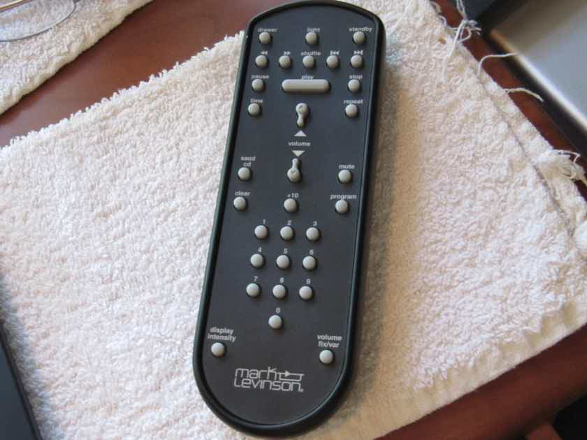 Mark Levinson No. 512 CD SACD Transport Player