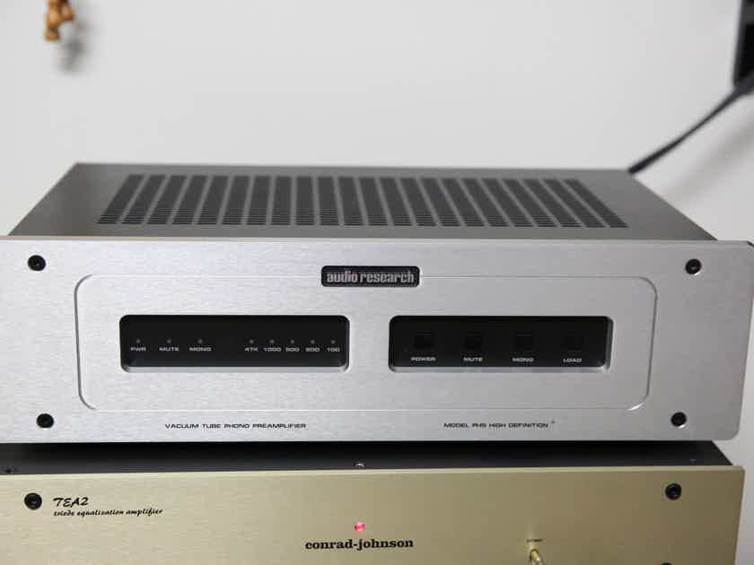 Audio Research PH5 Phono Preamplifier with Remote Control