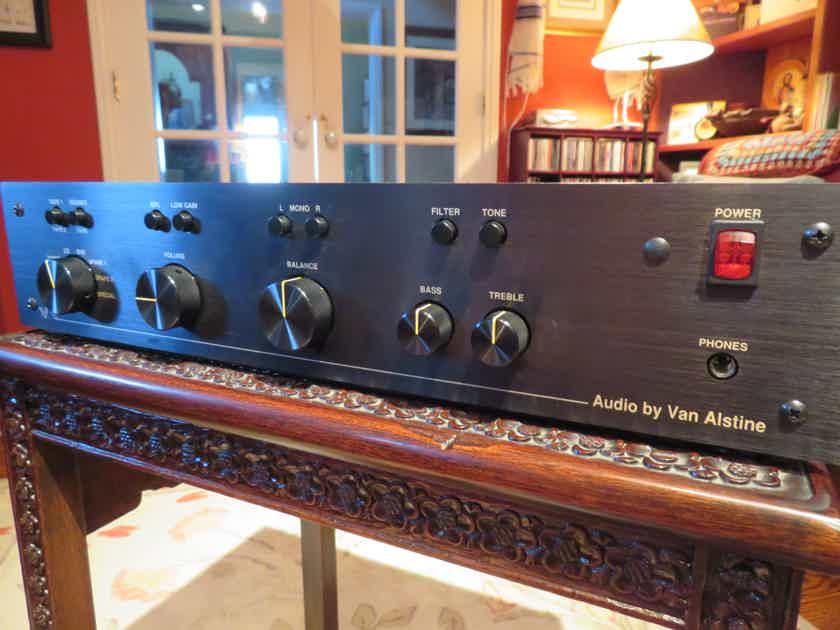 Audio by Van Alstine Ultra II EC Hybrid PreAmp