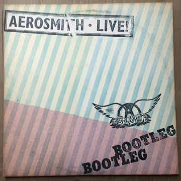 Aerosmith - Live! Bootleg EX- Double inyl LP Original 1...