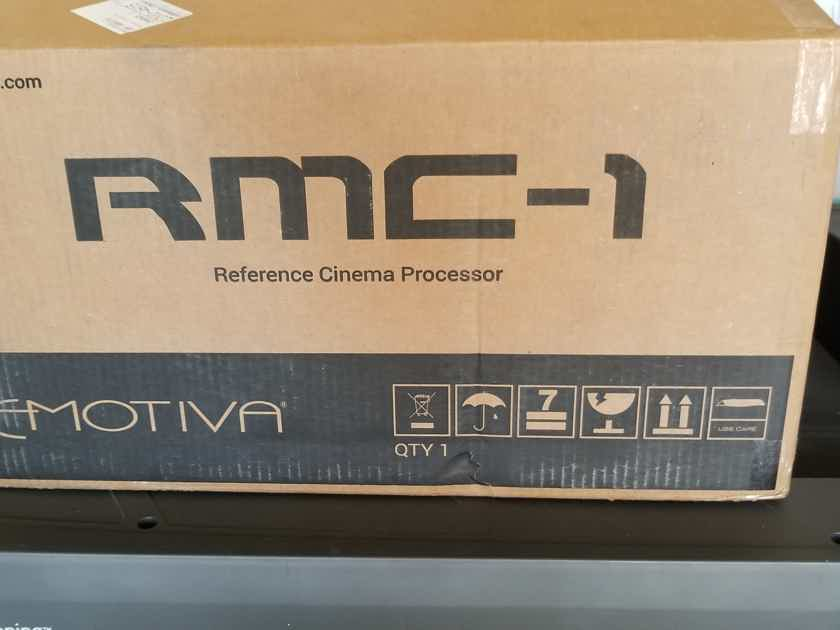 Emotiva RMC-1 Processor