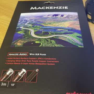 Mackenzie XLR to XLR