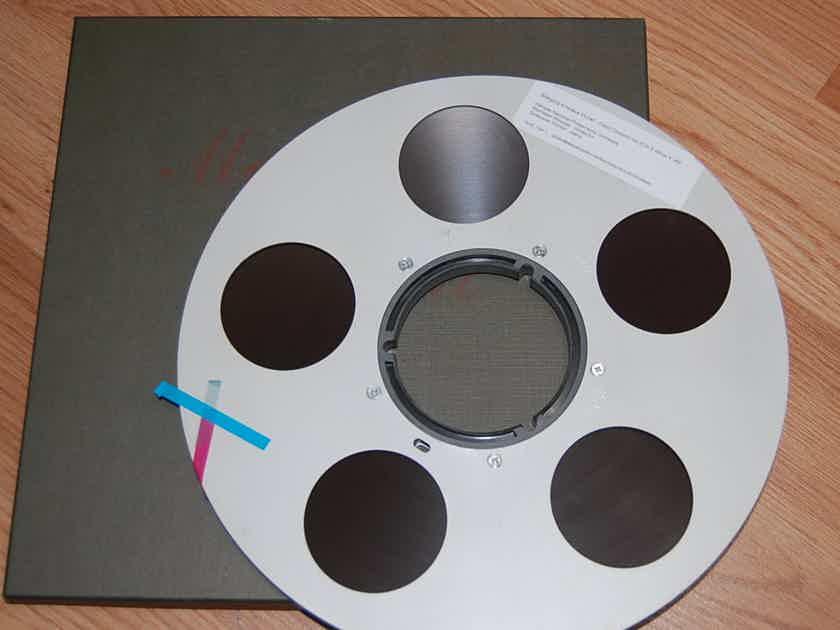 Reel Tape 2 TRACK 15IPS......Mozart ...Richter