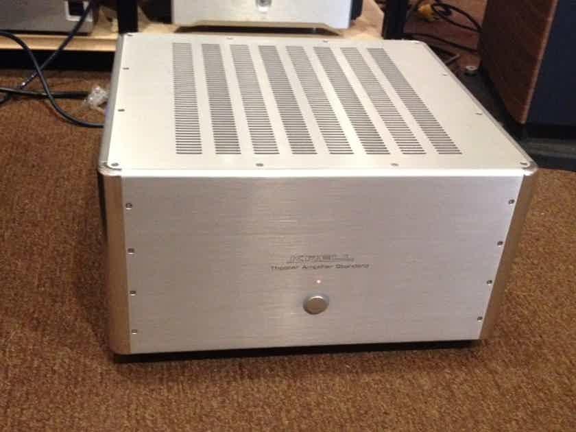 "Krell Theater Amplifier Standard / TAS Silver ""Lust-Worthy ..."