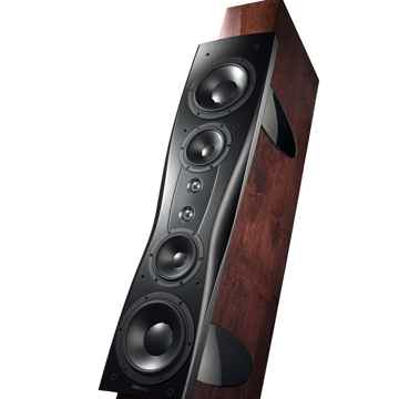 Dynaudio - Confidence C4 Platinum  - Mocca Finish - Fac...