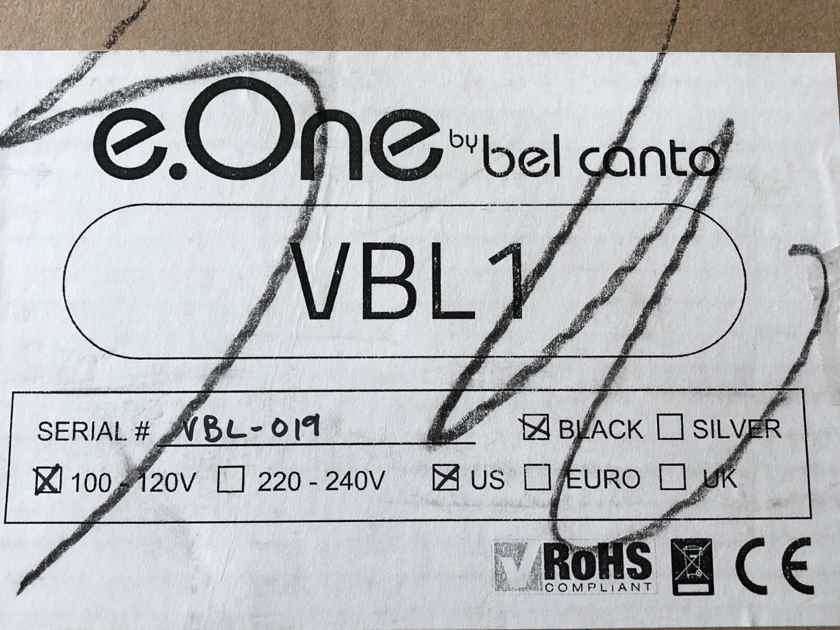 Bel Canto Design VBL-1 Linear Power Supply