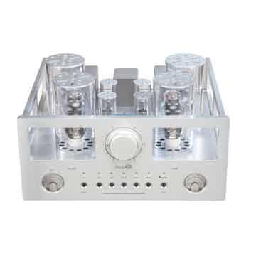 Allnic L-10000 front silver sinish