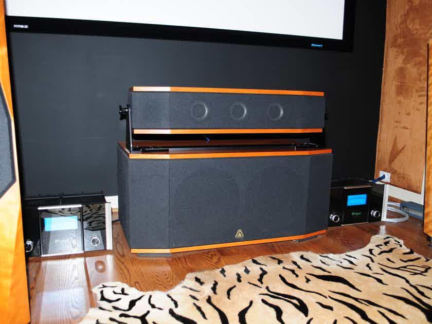 Avalon Acoustics Symbol system