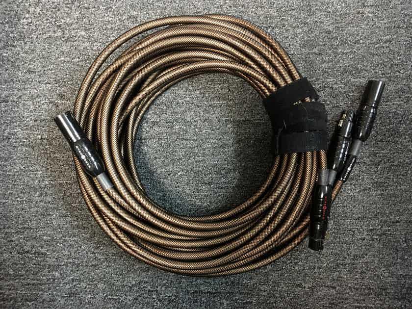 Wireworld Eclipse 7 XLR 9M Demo