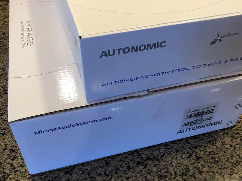 Autonomic Controls M-801e with MMS-3E