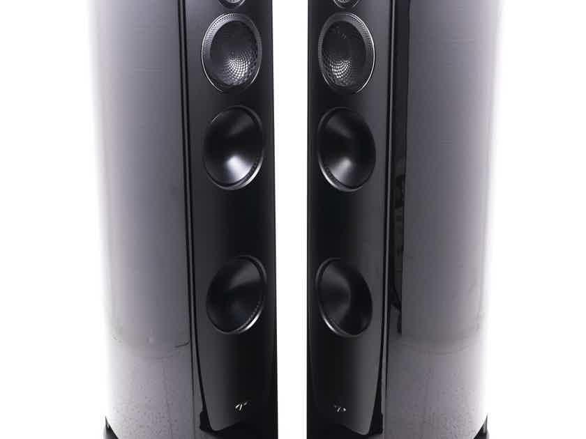 Paradigm Persona 7F Floostanding Speakers; Black Pair (21298)