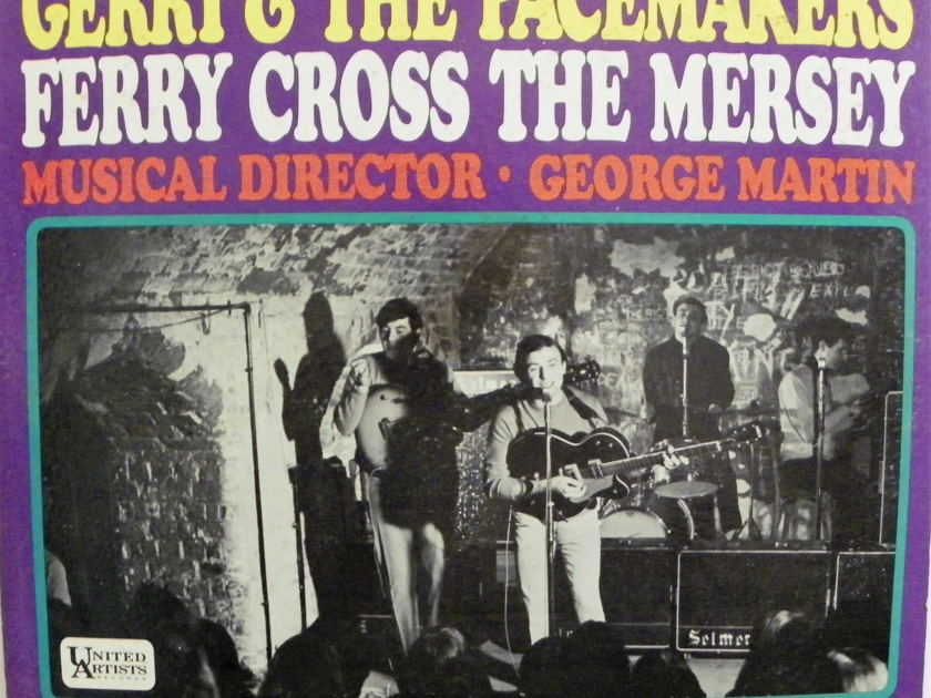 GERRY & THE PACEMAKERS - FERRY CROSS THE MERSEY ORIGINAL MOTION PICTURE SOUND TRACK