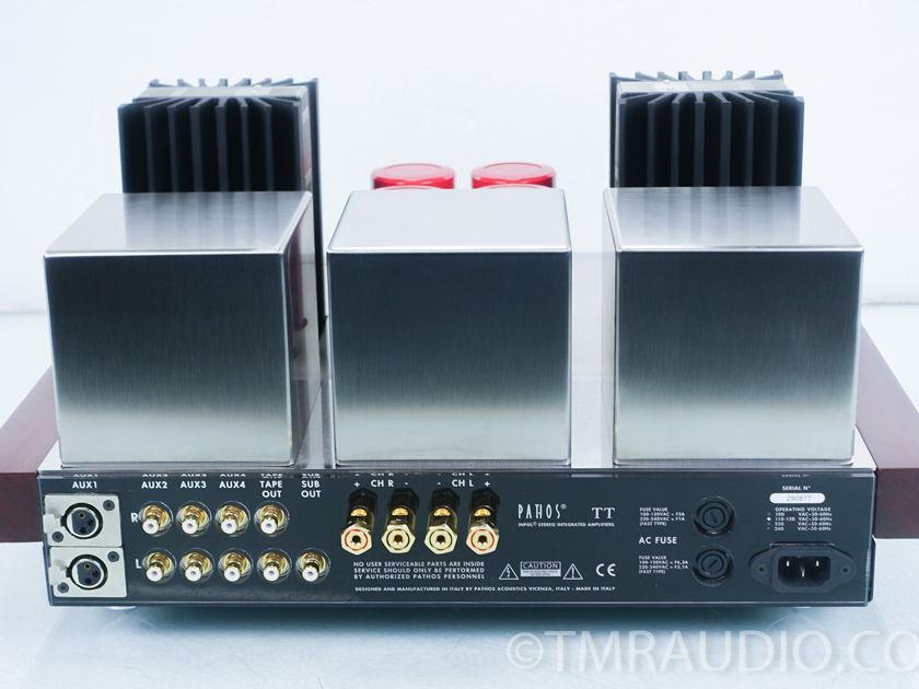 Pathos TT Anniversary INPOL Pure Class A Integrated Amplifier (9157)