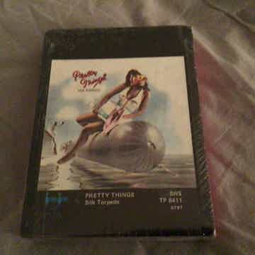 Pretty Things Sealed 8 Track Tape Swan Song Records  Si...