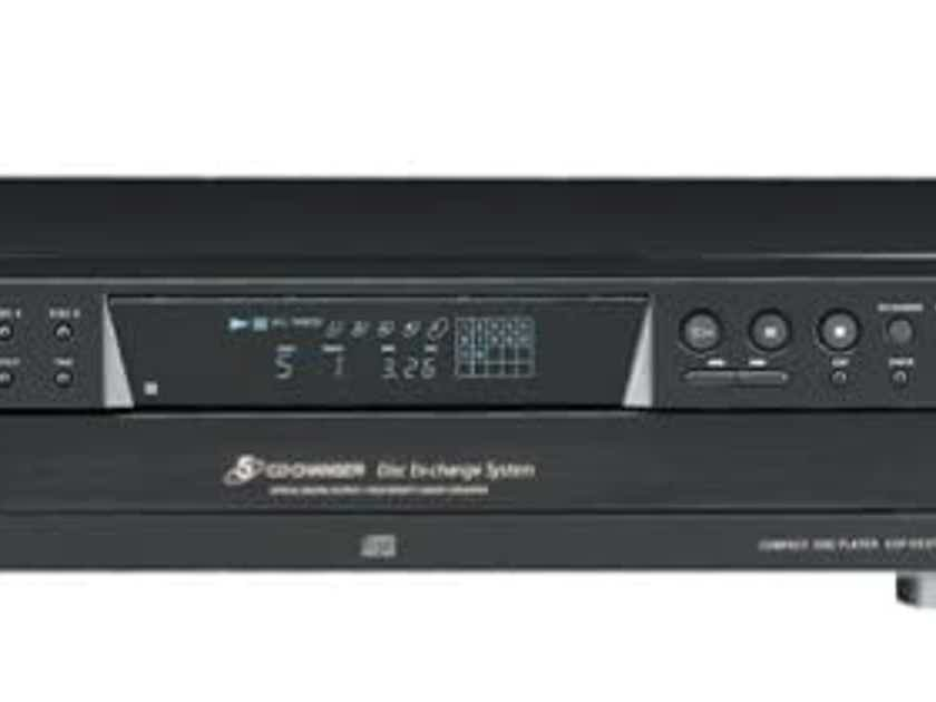 Sony CDP-CE375