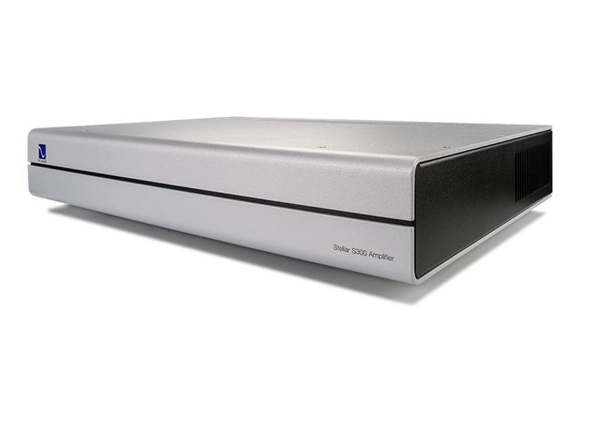 PS Audio Stellar S300 Stereo Amplifier (Silver): MINT Trade-In; w/Wrnty; 30% Off; FREE SHIP