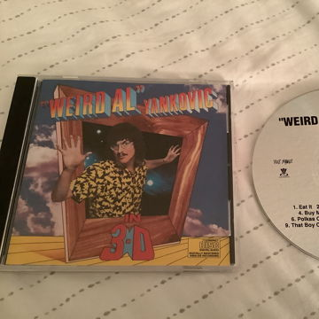 Weird Al Yankovich In 3-D